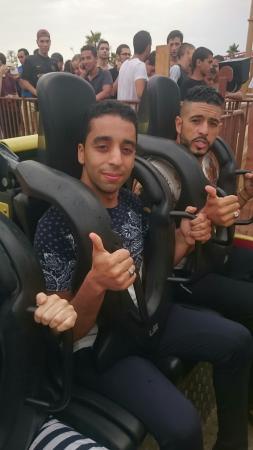 Casablanca, Marruecos: Parc de Jeux Sindibad