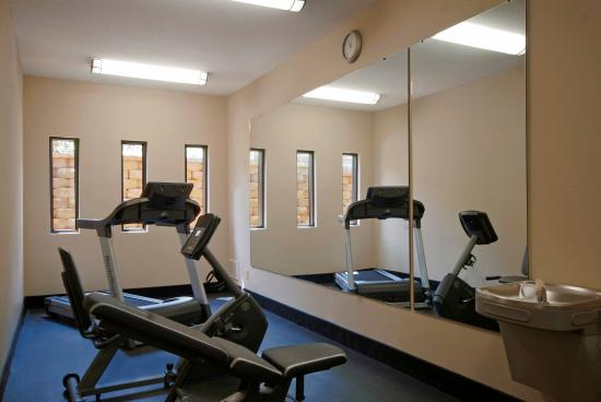 Best Western Plus Circle Inn: Fitness Center