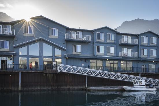 harbor 360 hotel seward ak omd men och prisj mf relse. Black Bedroom Furniture Sets. Home Design Ideas