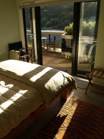 Kawau Lodge: Awatea suite