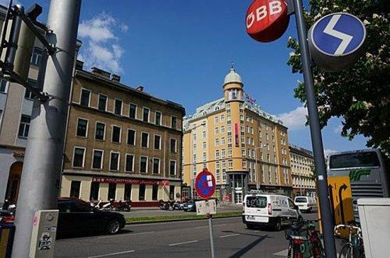 Wien Hotel Mercure