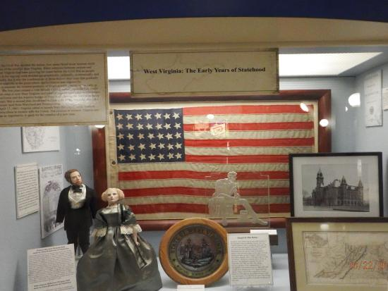 Charleston, WV: WVA The early years of statehood
