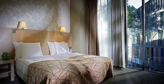 Rixwell Elefant Hotel: Standard double room