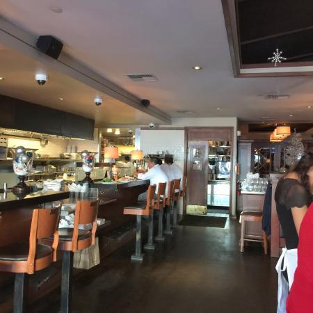 Kitchen Bar Picture Of Town Restaurant San Carlos TripAdvisor
