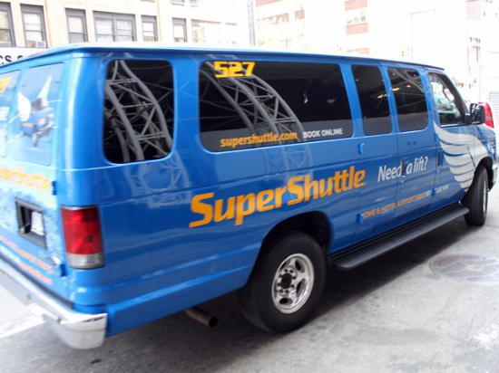 United States - Review for Super Shuttle NYC - I pre booked Super Shuttle before going to NYC. After reading the reviews here I got a little () Review for Super Shuttle NYC United States.