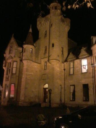 Menstrie, UK: Llegada nocturna