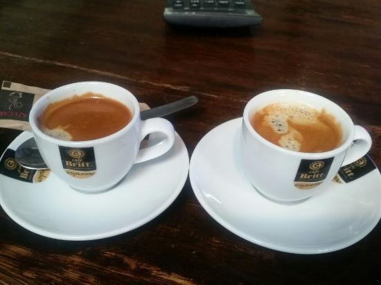Tawachaki: Espresso
