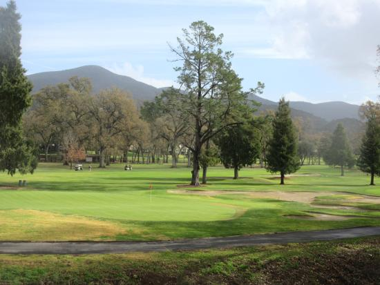 Silverado Resort - North and South Courses: Silverado Resort - Golf Course, Napa, Ca