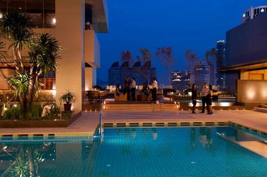 DoubleTree by Hilton Kuala Lumpur: Tosca Outdoor