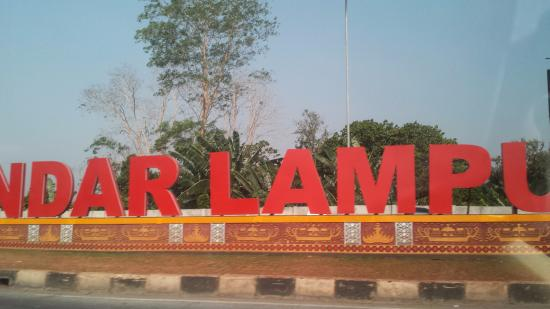 Bandar Lampung, Indonesien: trademark