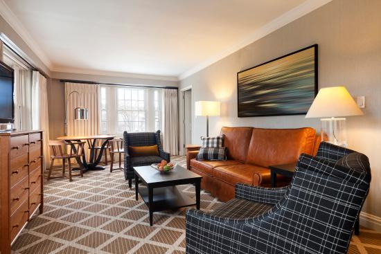 Hanover Inn Suite
