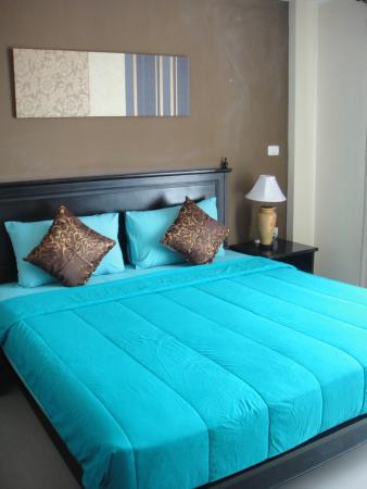 White Sand Krabi Hotel: quarto