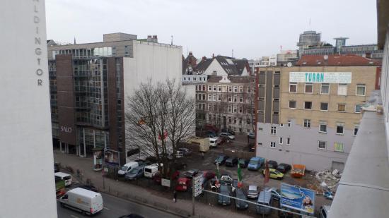Hotel Belmondo Hamburg Hauptbahnhof