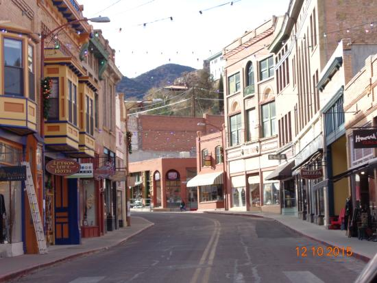 Bisbee's Visitor Center