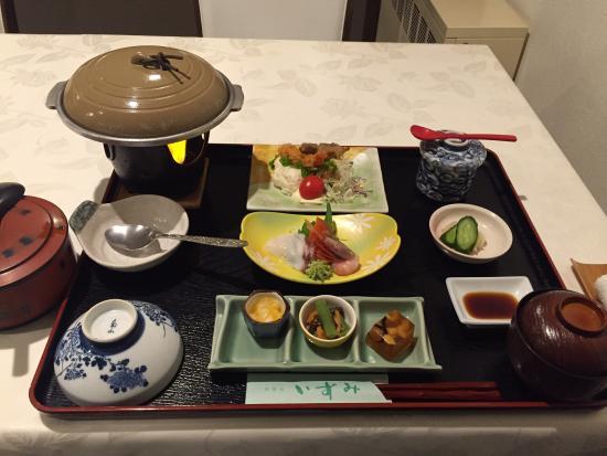 Kojohama Onsen Hotel Izumi