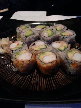 Edo : a couple of rolls