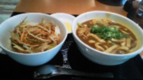 Senkichi: 黒カレーうどん