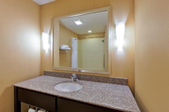 Άλπαϊν, Τέξας: Guest Bathroom