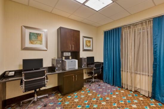Άλπαϊν, Τέξας: Check in with the office at our convenient Business Center