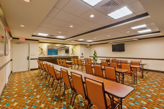 Άλπαϊν, Τέξας: Well-appointed Meeting Room