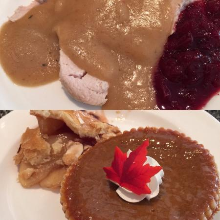 CIRCA 55 Restaurant: アップルパイもとても美味