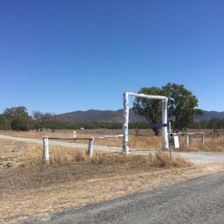 Atherton, Australia: entrance