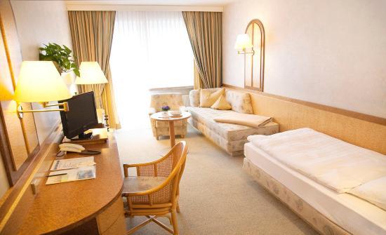 Bad Bevensen, Alemanha: Guest Room