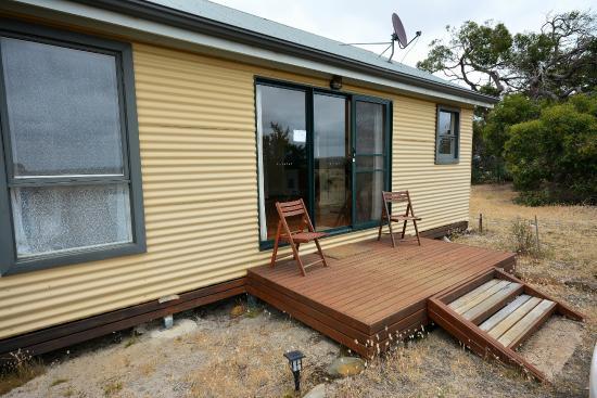 Kangaroo Island Bush Getaway : front doos