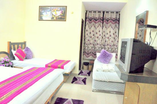 Cottage Ganga Inn : Dekuxe family  room