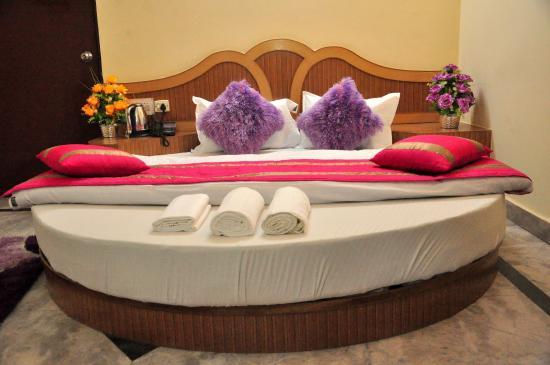 Cottage Ganga Inn : super deluxe room