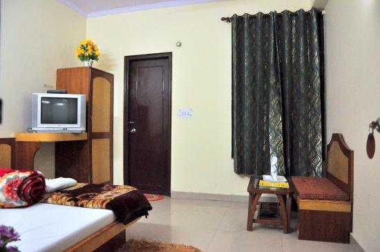 Cottage Ganga Inn: standard room