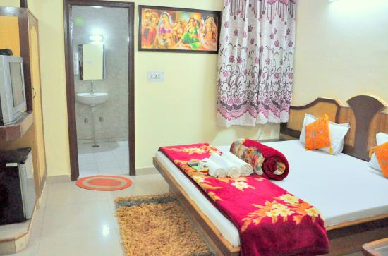 Cottage Ganga Inn: Deluxe room