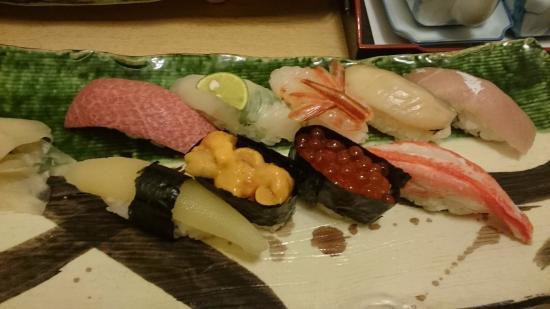 Tanibushi Sushi