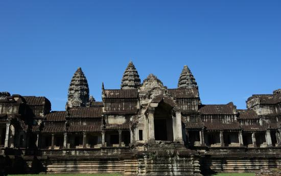 Корни - Picture of Angkor Archaeological Park, Siem Reap ...