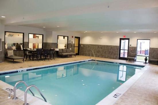 Hampton Inn & Suites Harrisburg North: Indoor Pool