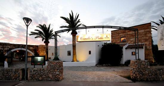 Restaurante Cerullo's Patio Port Andratx