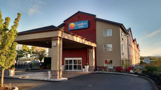 Comfort Inn Columbia Gorge Gateway: Welcome!