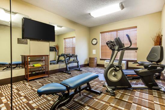 Comfort Inn & Suites Smyrna: Fitness Center