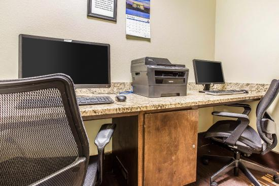 Comfort Inn & Suites Smyrna : Business Center