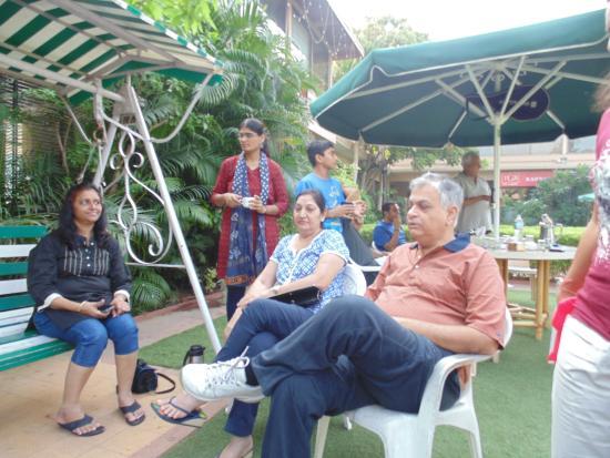 The Karnavati Club: Garden