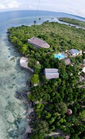 The Blue Orchid Resort : Perfect secluded get away.