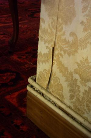 The Victoria Hotel: Detalle comedor