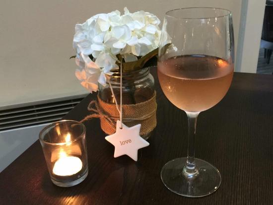 Raetihi Lodge Restaurant : Rose