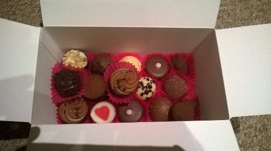 Deliciously Gorgeous: My truffles