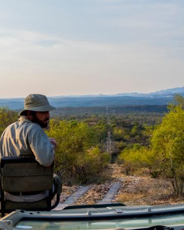 Sausage Tree Safari Camp: Game drive