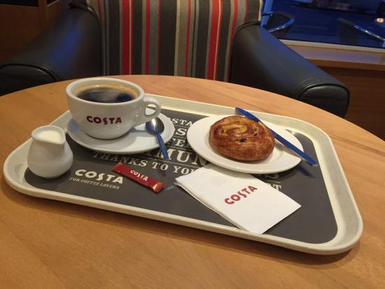 Breakfast Picture Of Costa Coffee Island Green Wrexham TripAdvisor - Costa coffee table