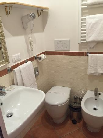 Trevispagna B&B : Ванная комната