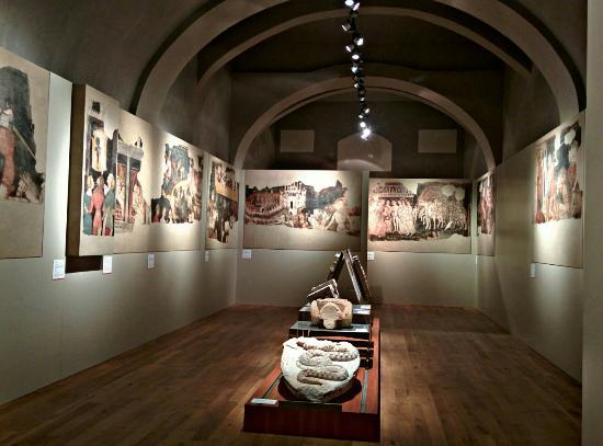 Musei Civici Esposizione Permanente Le stanze di Artu