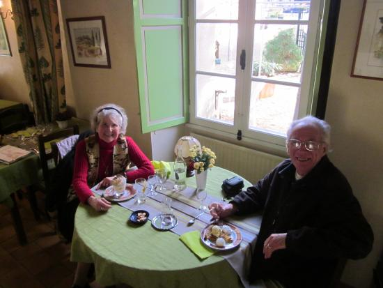 Restaurant Le Fourneau: In the other direction