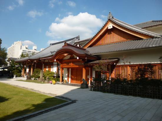 Tengen-ji Temple
